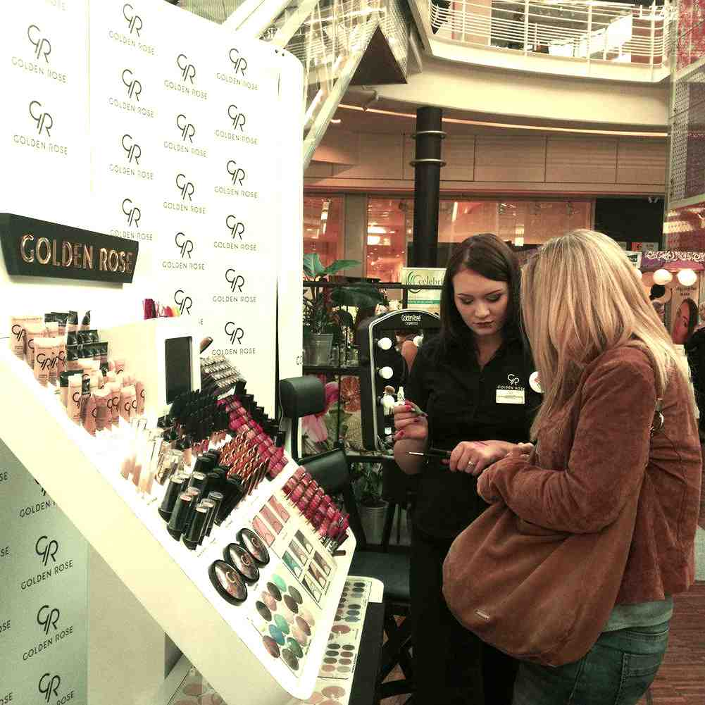 Makijaże Golden Rose podczas targów Meet My Make Up Beauty Fest! Zobacz jakie atrakcje przygotowaliśmy tym razem!