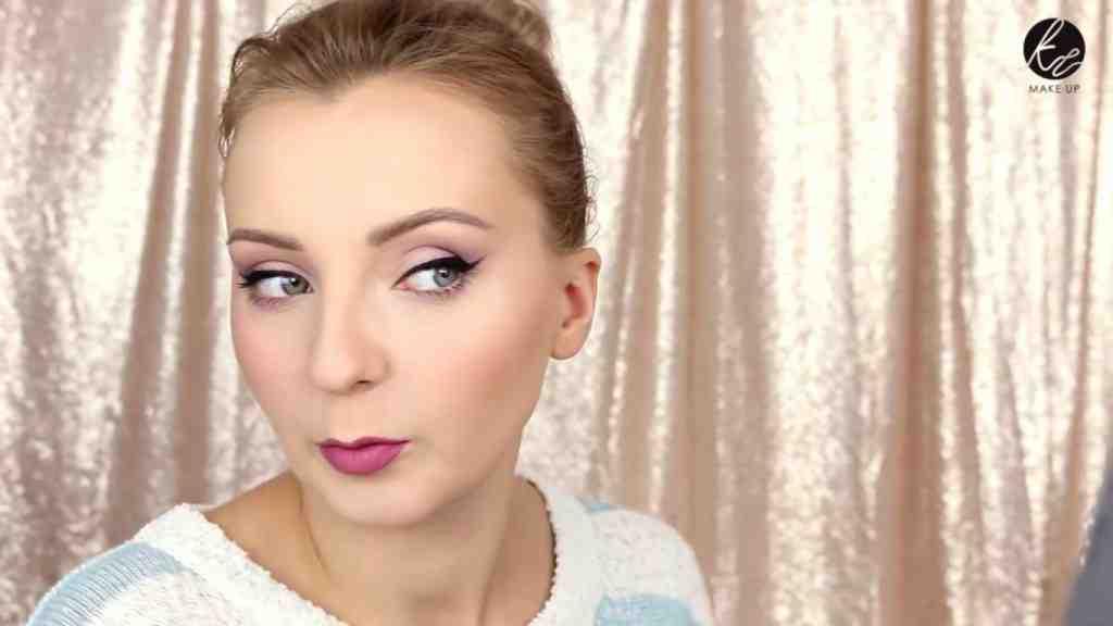 Przedstawiamy one brand makeup w wykonaniu Karoliny Zientek! Oczami Karoliny Zientek - pełen makijaż kosmetykami Golden Rose!