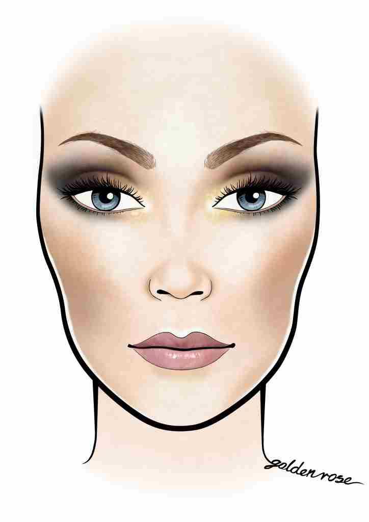 Rozświetlający wiosenny makijaż kosmetykami Golden Rose – porady! Trendy na sezon wiosna - lato 2017