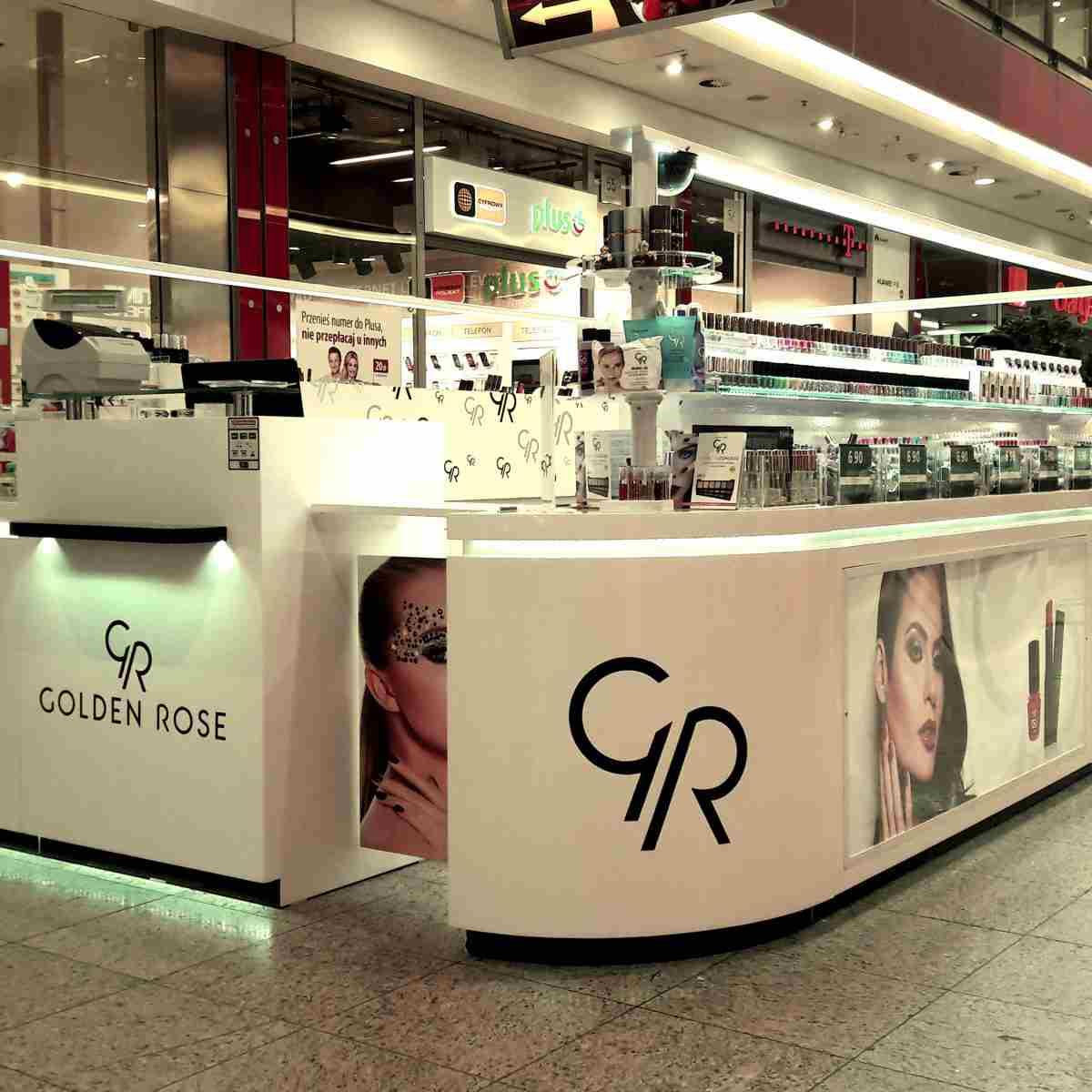 Gorący news! Kolejne stoisko Golden Rose w Galerii Krakowskiej! To już nasz 3 punkt w Krakowie!
