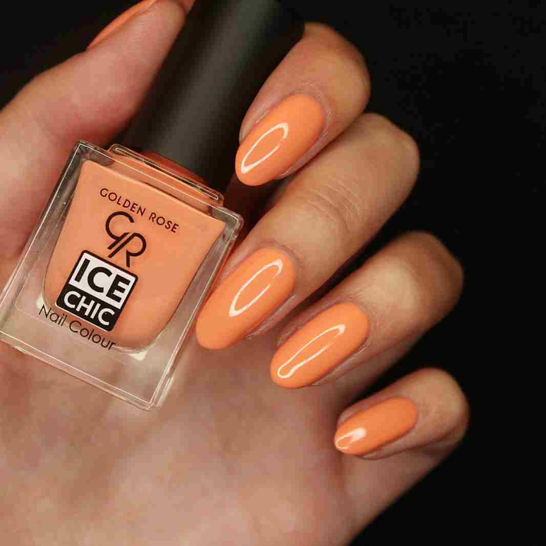 Przyciągający oranż na paznokciach! Propozycja letniego manicure! Letnie inspiracje.