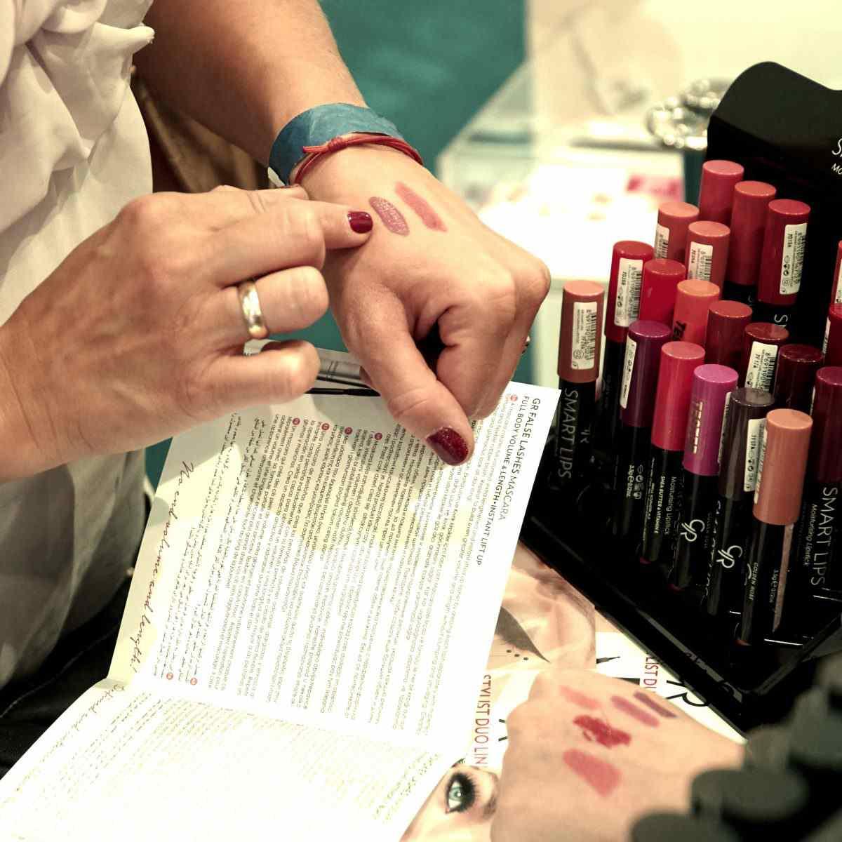 Matowe błyszczyki na targach Beauty Forum w Warszawie. Sprawdźcie, jaki produkt cieszył się zainteresowaniem!