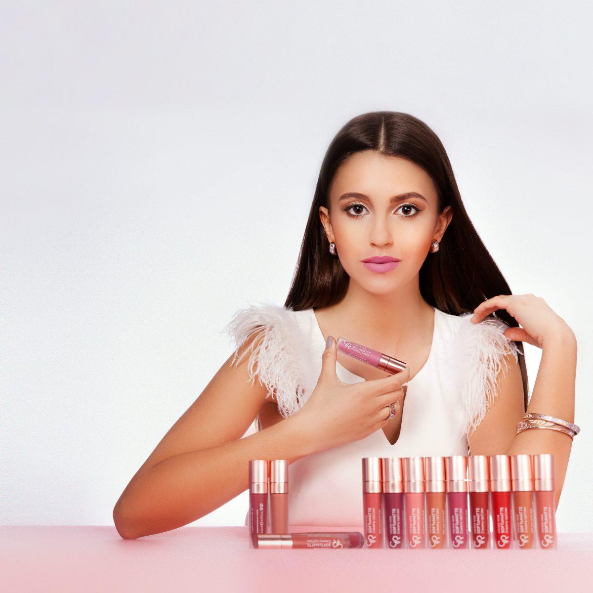 Delikatna, matowa pomadka do ust – Soft & Matte Creamy Lip Color. Poznaj naszą nowość!
