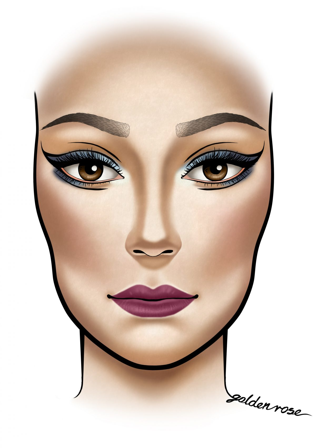 Makijażowe zadanie konkursowe – to już piąta odsłona. Zaprezentuj swój makijaż.