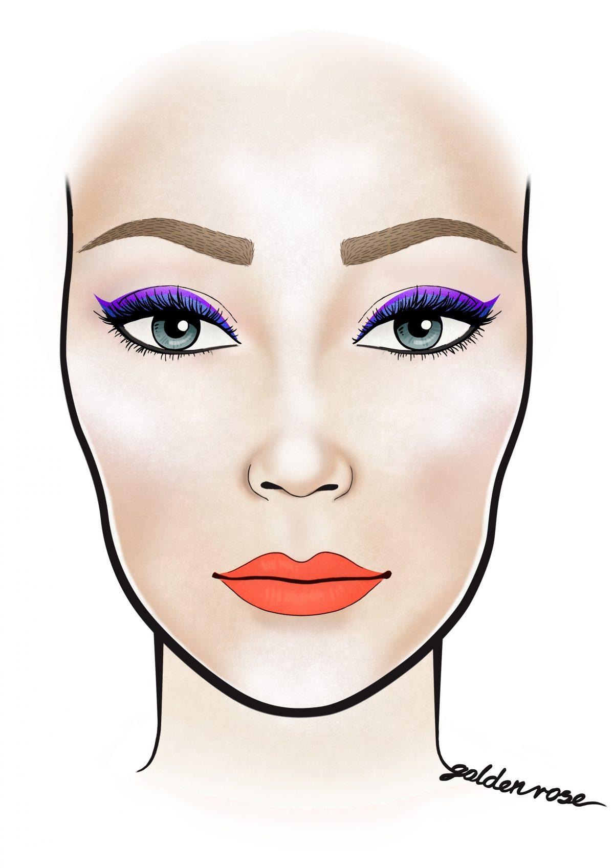 Makijaż w stylu glow. Tym razem stawiamy na błysk! To już czwarte zadanie w konkursie Dziewczyna GR.