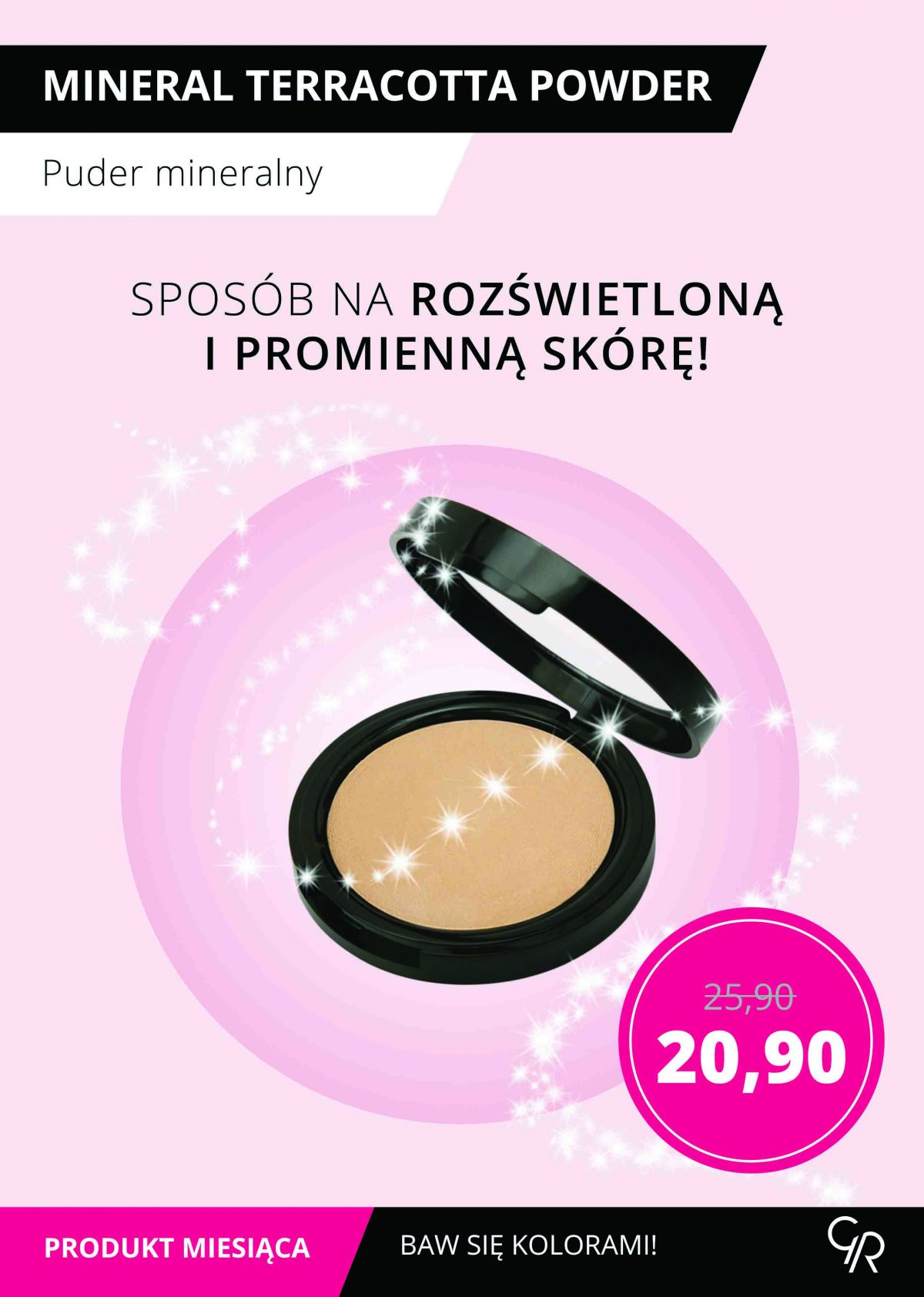 Naturalne i aksamitne wykończenie makijażu. Skorzystaj z promocji! Niższa cena tylko we wrześniu.